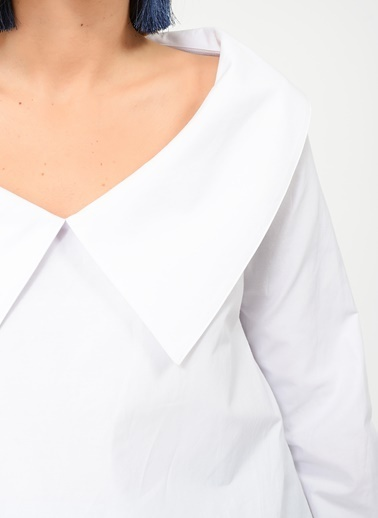 DüşüK Omuz Gömlek-People By Fabrika